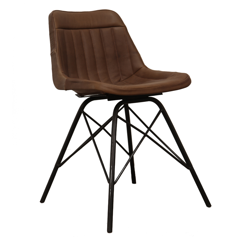 Co Pilot Aviator Chair Dark Brown Pole To Pole