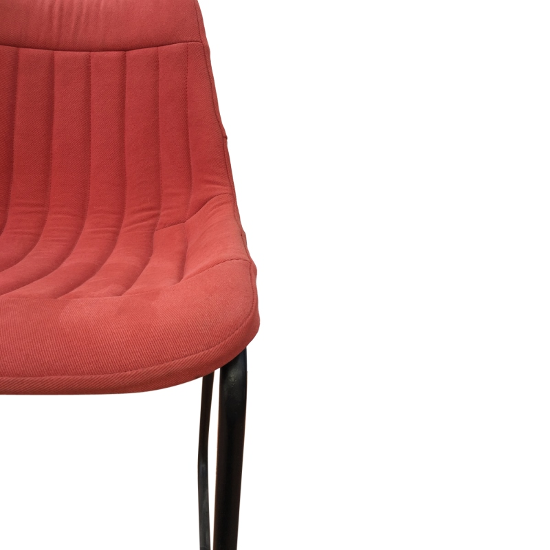 aviator chair retro red pole to pole