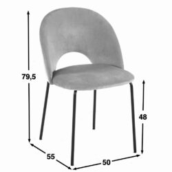 Cave Chair Dimensions