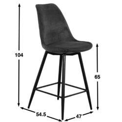 Leaf-kitchen-bar-chair-dimensions-1